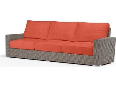 Sunset West Coronado Wicker Sofa SW210123NONSTOCK