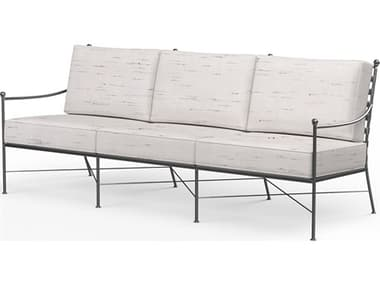 Sunset West Provence Wrought Iron Sofa SW320123NONSTOCK