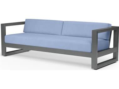 Sunset West Redondo Aluminum Sofa SW380123NONSTOCK