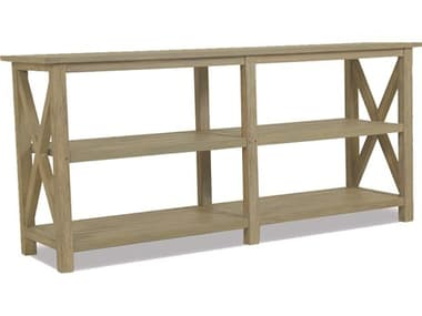 Sunset West Teak - Quick Ship 72'' Wide Rectangular Console Table SW5501LXCNSL