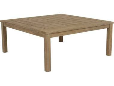 Sunset West Teak - Quick Ship 48'' Wide Square Coffee Table SW5501SQCT