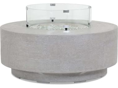 Sunset West Gravelstone Fire Pit Glass surround for 6003-FT41R SW6003G23R