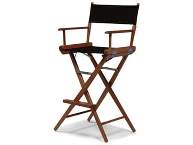 Telescope Casual Director Chairs Wood Sling Bar Height Stool TC15603REC