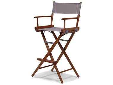Telescope Casual Director Chairs Wood Sling Bar Height Stool TC15607REC