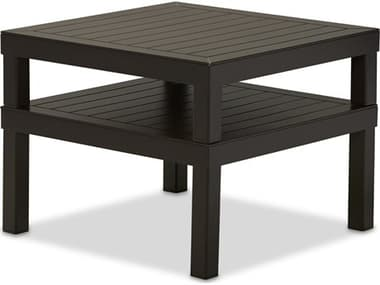 Telescope Casual Leeward Mgp Deep Seat Recycled Plastic 28'' Wide Square End Table TC1A30