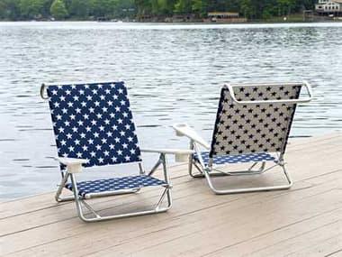 Telescope Casual Beach Chairs Aluminum Lounge Set TC541SET2