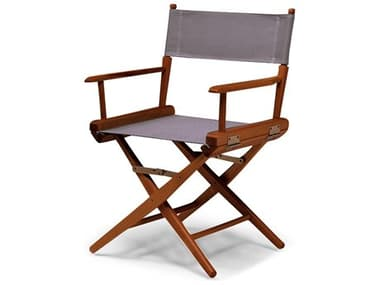 Telescope Casual Director Chairs Wood Sling Dining Height Chair TC603REC