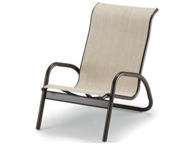 Telescope Casual Gardenella Sling Aluminum Stackable Lounge Chair TC7610