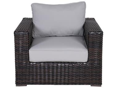 Teva Santa Monica Wicker Rattan Club Chair TE105CC