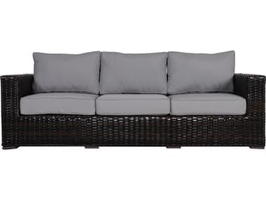 Teva Santa Monica Wicker Rattan Sofa TE105SO
