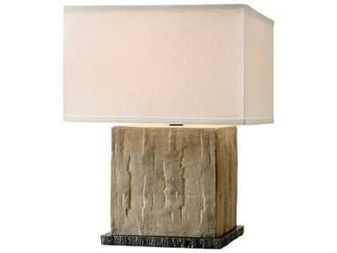 Troy Lighting La Brea Sandstone 1-light Table Lamp TLPTL1002