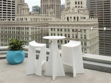 Tonik Jux Seating Polyethylene Bar Set TOKJUXBARSET3