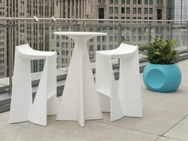 Tonik Jux Seating Polyethylene Bar Set TOKJUXBARSET4