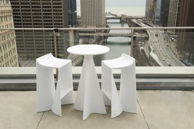 Tonik Jux Seating Polyethylene Bar Set TOKJUXBARSET5