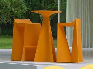 Tonik Jux Seating Polyethylene Bar Set TOKJUXBARSET6