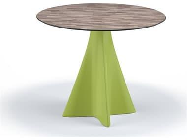 Tonik Jux Phenolic Polyethylene 36'' Wide Dining Table TOKJX5136PHE