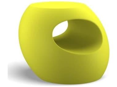 Tonik Kanga Polyethylene 22''W x 21''D Oval End Table / Stool TOKKG16