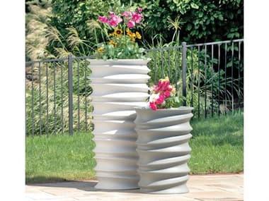 Tonik Swizzle Polyethylene Planter Set TOKSWZZLEPLNTERSET