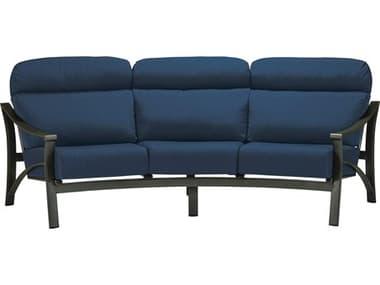 Tropitone Corsica Cushion Aluminum Crescent Sofa TP171310CS