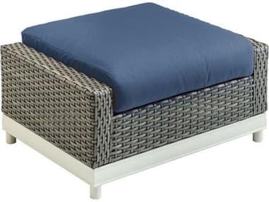 Tropitone Mainsail Woven Replacement Cushions For Ottoman TPCUSHOT1