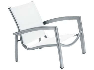 Tropitone South Beach Relaxed Sling Aluminum Lounge Chair TP240513