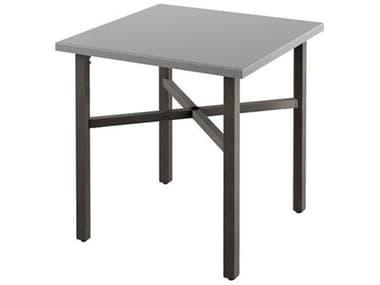 Tropitone Matrix Aluminum 30'' Wide Square KD Counter Table TP44197434