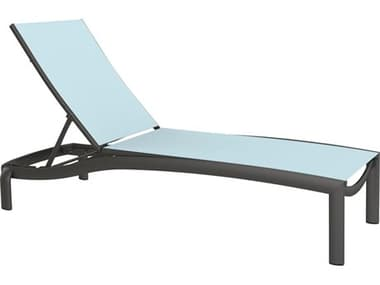 Tropitone Kor Relaxed Sling Aluminum Chaise Lounge TP891533