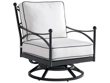 Tommy Bahama Outdoor Pavlova Aluminum Swivel Lounge Chair with Cushion Set TR391111SW