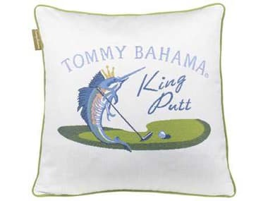 Tommy Bahama Outdoor Paradise 18'' x 18'' King Putt Pillow TR888018CC