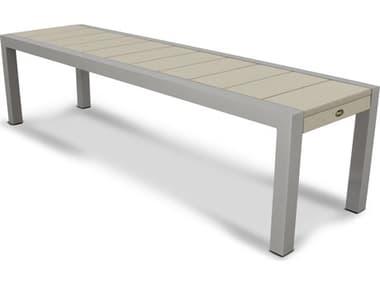 Trex® Outdoor Furniture™ Surf City Aluminum Bench TRXTX3810