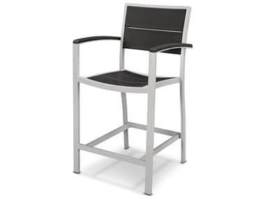 Trex® Outdoor Furniture™ Surf City Aluminum Counter Stool TRXTXA211