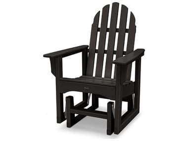 Trex® Outdoor Furniture™ Cape Cod Recycled Plastic Adirondack Glider Chair TRXTXADSGL