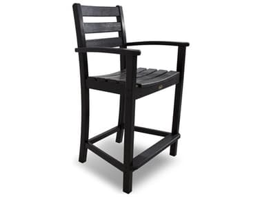 Trex® Outdoor Furniture™ Monterey Bay Recycled Plastic Counter Stool TRXTXD201