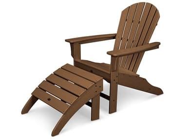 Trex® Outdoor Furniture™ Yacht Club Recycled Plastic Shellback 2 Piece Lounge Set TRXTXS1171