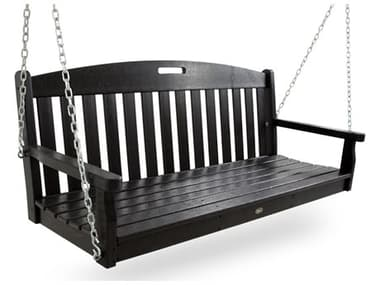 Trex® Outdoor Furniture™ Yacht Club Recycled Plastic 60'' Swing TRXTXS60