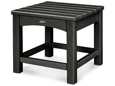 Trex® Outdoor Furniture™ Rockport Recycled Plastic 17'' Wide Square End Table TRXTXT1818