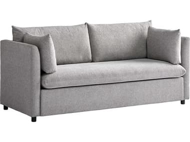 Universal Furniture Gray Young House Love Mellow Sofa UF811531873