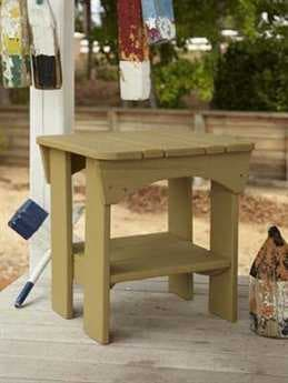 Uwharrie Chair Original Wood Square End Table UW1040