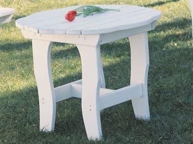 Uwharrie Chair Companion Series Wood 27 Round End Table UW5030