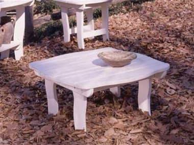 Uwharrie Chair Companion Series Wood 34 Square Coffee Table UW5041
