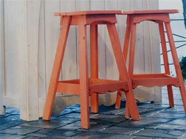 Uwharrie Chair Companion Series Wood Side Bar Stool 18Wx20.5Dx30H UW5061