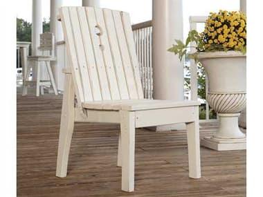 Uwharrie Chair Behren Wood Adirondack Dining Side Chair UWB096