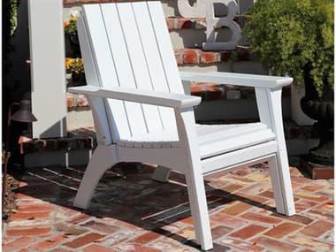 Uwharrie Chair Jarrett Bay Carolina Flare Wood Lounge Chair UWJB14