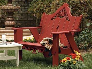 Uwharrie Chair Veranda Wood Loveseat UWV051