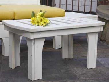 Uwharrie Chair Westport Wood 32 x 20 Rectangular Coffee Table UWW030