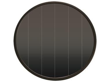 Windward Design Group Avalon II Aluminum 36'' Wide Round Dining Table WINKD3618AV
