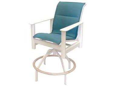 Windward Design Group Hampton Sling Mgp Swivel Bar Chair WINW6837