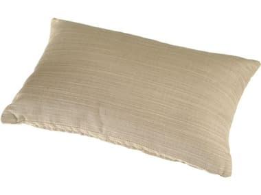 Windward Design Group Throw Pillow Rectangular Knife Edge 18 x 12 WINWCU5634