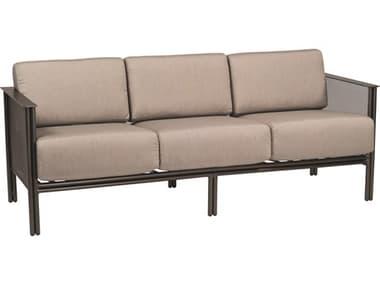 Woodard Jax Wrought Iron Sofa WR2J0020