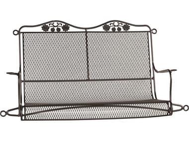 Woodard Briarwood Wrought Iron Swing with Cushion WR400179ST